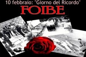 10 febbraio – Giornata della memoria dedicata alle vittime delle foibe
